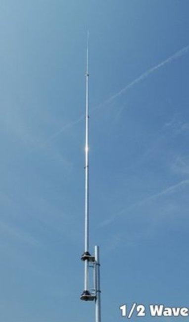 Maas K 41 Silverwave Długość 525cm Antena Bazowa Cb 1 2
