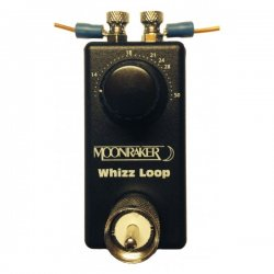 Moonraker Whizz Loop V2 kieszonkowa antena + ATU QRP 7-30MHz np. do Yaesu FT-817ND, FT-818